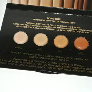 3/$15 TOM FORD Traceless Foundation try